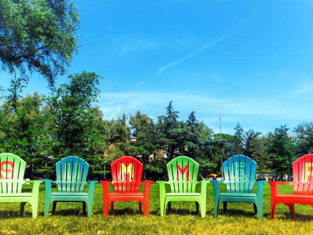 summer chairs